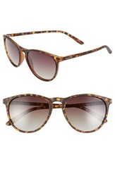 Polaroid Women's Eyewear 54Mm Polarized Sunglasses Havana