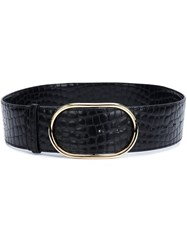 Stella Mccartney Pebbled Belt Brown