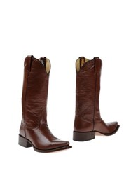 Mexicana Footwear Boots Women Brown