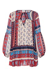 Suboo Arizona Long Sleeve Kaftan Multi
