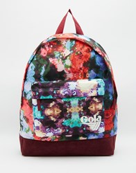 Gola Printed Backpack Multi