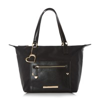Head Over Heels Hendon Shopper Bag Black