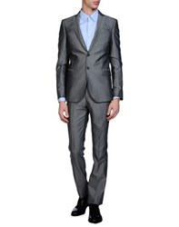 Gazzarrini Suits And Jackets Suits Men Grey