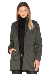 G Star Minor Coat Army