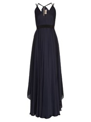 Maison Rabih Kayrouz Zip Through Charmeuse Dress