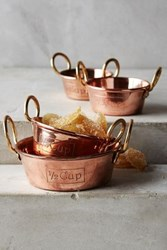 Anthropologie San Telmo Measuring Cups Copper