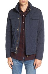 Scotch And Soda Men's Quilted Jacket