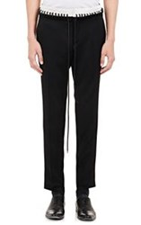 Haider Ackermann Men's Tankay Trousers Black