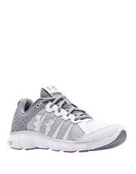 Under Armour Micro G Assert 6 Running Shoes White