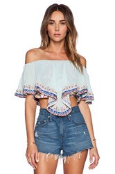 Kas Sanura Crop Top Mint