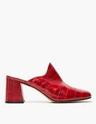 Trademark Kriss Mule In Red