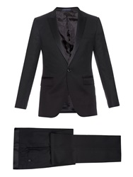 Lanvin Peak Lapel Single Breasted Tuxedo