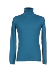 Kangra Cashmere Turtlenecks Deep Jade