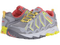 Montrail Trans Alps Light Grey Wild Melon Women's Shoes Gray