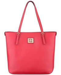 Anne Klein Large Perfect Tote Cherry