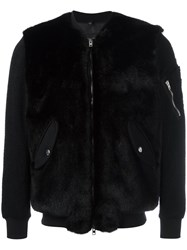 Christian Pellizzari Zipped Jacket Black