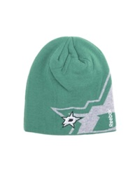 Reebok Dallas Stars Travel Knit Hat