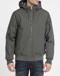 Element Charcoal Dulcey Jacket Grey
