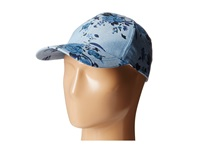 Steve Madden Denim Rose Baseball Cap Blue Baseball Caps