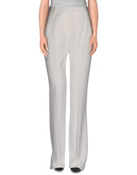 Alexander Mcqueen Trousers Casual Trousers Women White