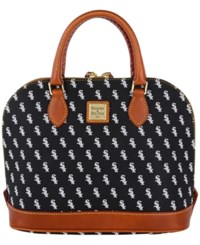 Dooney And Bourke Chicago White Sox Zip Satchel
