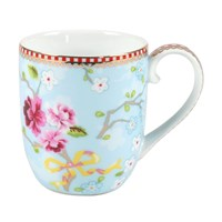 Pip Studio Small Chinese Rose Mug Blue
