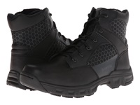 Bates Footwear Code 6 6 Side Zip Black Men's Work Boots