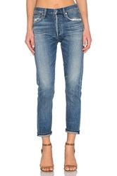 Citizens Of Humanity Liya Premium Vintage High Rise Classic Fade Out