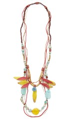 Deepa Gurnani Colleen Necklace Multi