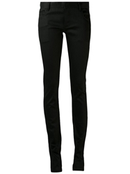 Nicolas Andreas Taralis Fitted Stretch Jeans Black