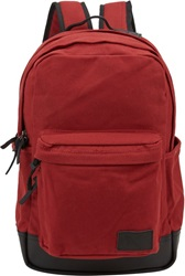 Saturdays Surf Nyc Greg Backpack Red