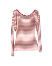 Denny Rose Topwear T Shirts Women Red