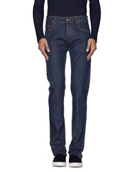 Etro Denim Denim Trousers Men Blue