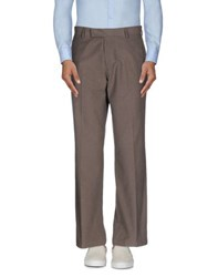 Boss Black Trousers Casual Trousers Men Light Brown
