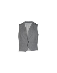 57 T Vests Grey