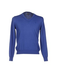 Marina Yachting Knitwear Jumpers Men Blue