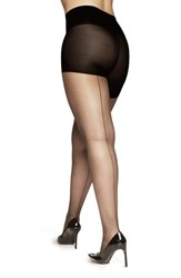 Berkshire Plus Size Women's 'Tummy Toner' Back Seam Tights