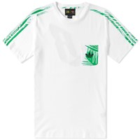 Adidas Consortium X Pharrell Williams X Bbc Palm Tree Tee White