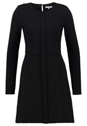 Patrizia Pepe Jersey Dress Nero Black