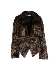 Silvian Heach Coats And Jackets Faux Furs Women