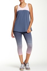 Brooks Pureproject Seamless Ombre Capri Pant Multi