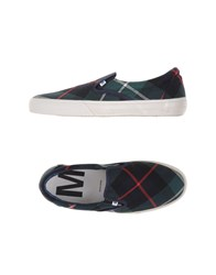Mauro Grifoni Footwear Low Tops And Trainers Men Dark Green