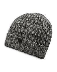 Bickley And Mitchell Chunky Turncuff Beanie Navy