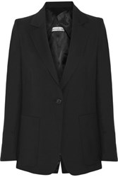 Golden Goose Deluxe Brand Wool Canvas Blazer Black