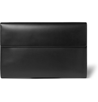 Loewe Leather Document Holder Black