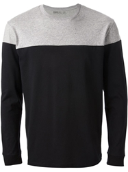 Haus Long Sleeved T Shirt Black