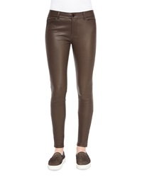 Vince Skinny Leather Pants