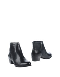 Aerin Ankle Boots Black