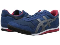 Onitsuka Tiger By Asics Ultimate 81 Poseidon Charcoal Classic Shoes Blue