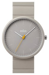 Men's Braun Ceramic Bracelet Watch 38Mm